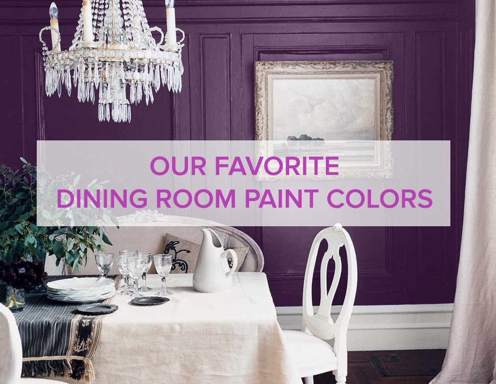 Image of: Dining Room Paint Color Huffpost Ideas Purple Bedding Sets Queen