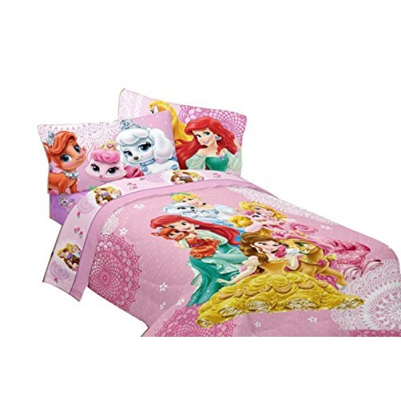 Image of: Disney Bedding Twin 28 Image Girl Disney Princess How to Princess Twin Bed Set