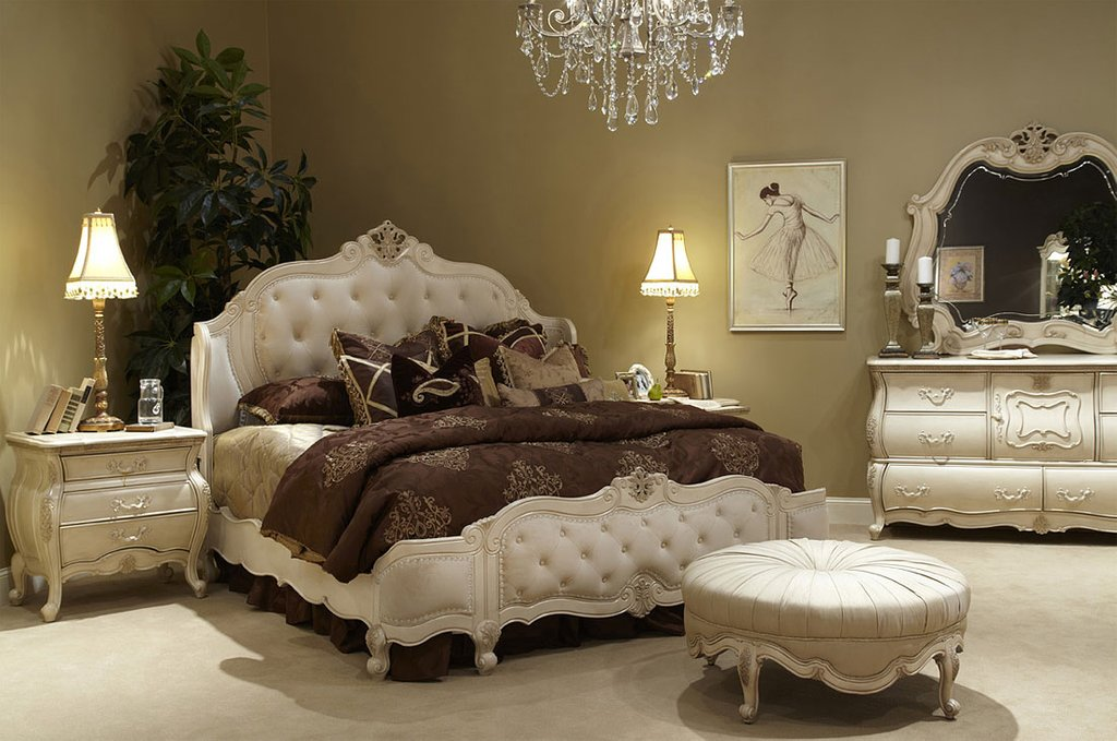 Image of: Lavelle Collection Bedroom Aico Aico Bedroom Furniture Modern Beautiful Bed Sets