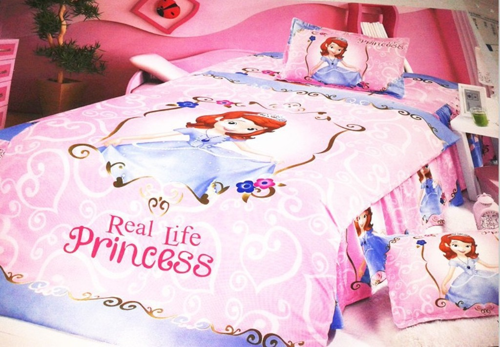 Image of: Princess Duvet Cover Twin Designs