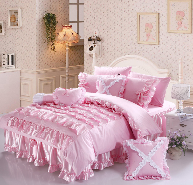 Image of: Princess Duvet Cover Twin