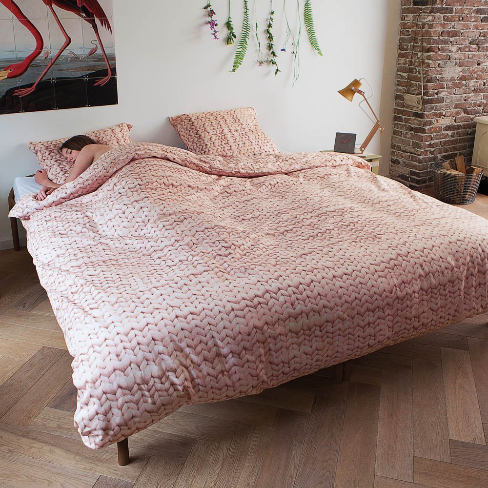 Snurk Bed Linen Set Twirre Pink The Pitfall Of Snurk Bedding