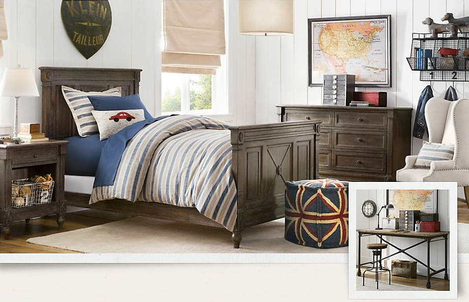 Image of: Themed Boy Bedroom
