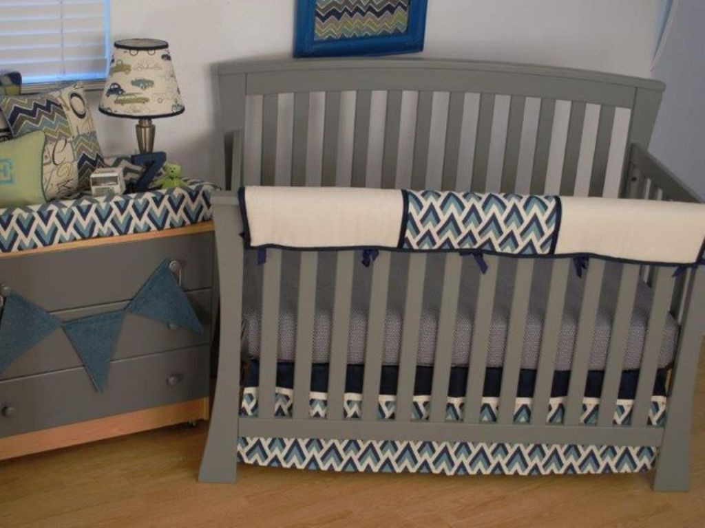 Image of: Unique Modern Baby Bedding Ideas