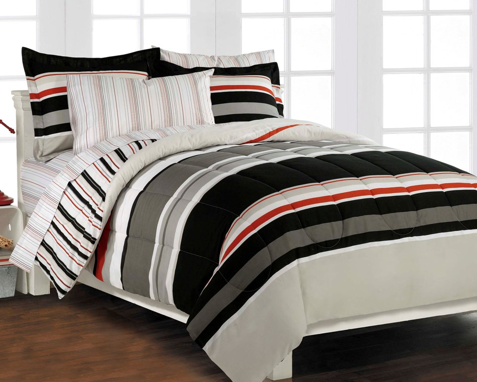 Image of: Youth Boy Bed Quilt