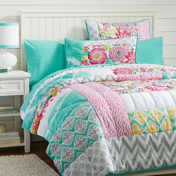 Image of: Best Gray and Hot Pink Bedding