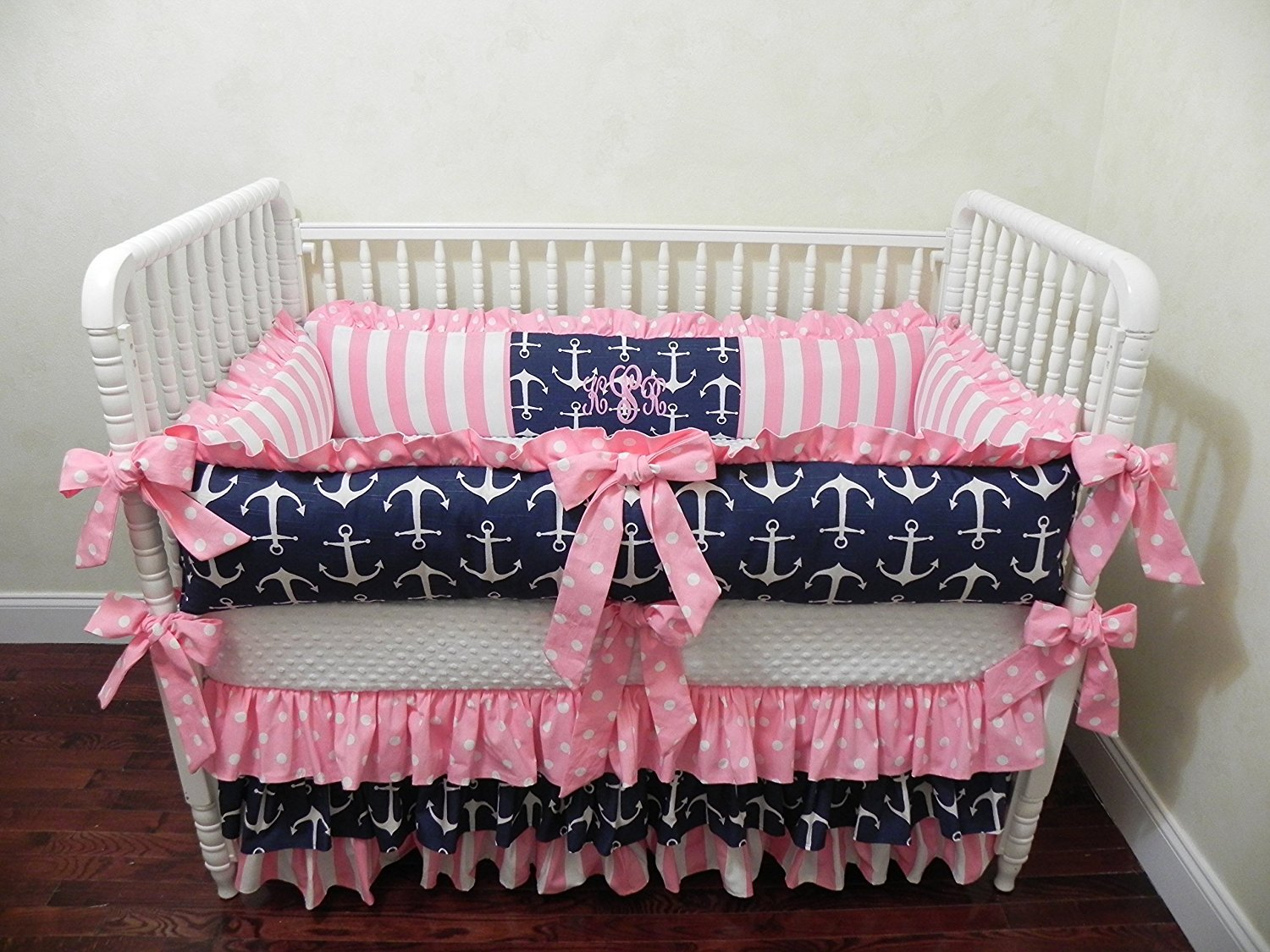 Image of: Nursery Baby Bedding