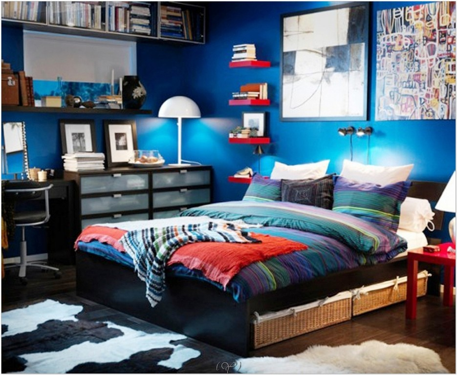 Image of: Teen Boys Bedding Decors