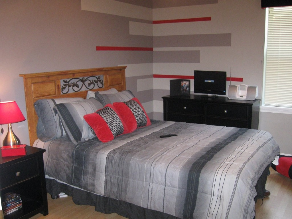 Image of: Teen Boys Bedding Ideas