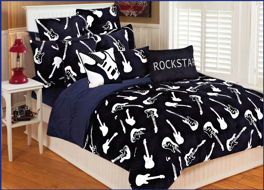 Image of: Teen Boys Bedding Sets