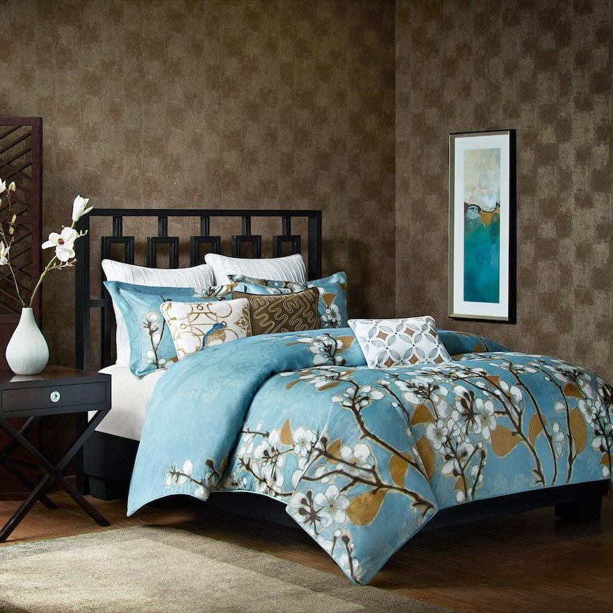 Image of: Asian Bedding Totally Kids Totally Bedroom Kid Relax and Escape Japanese Bed Set