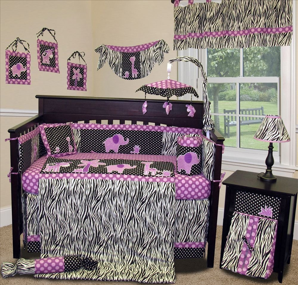 Image of: Baby Crib Bedding Sets Style