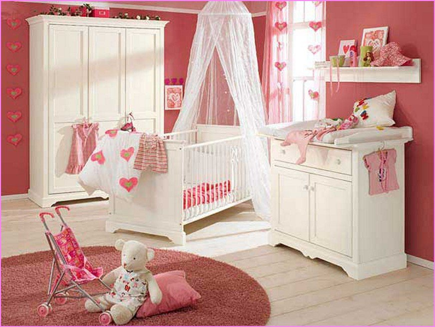 Image of: Baby Room Decorating Idea Small Space Home Design Idea Cute Elephant Baby Girl Bedding Theme