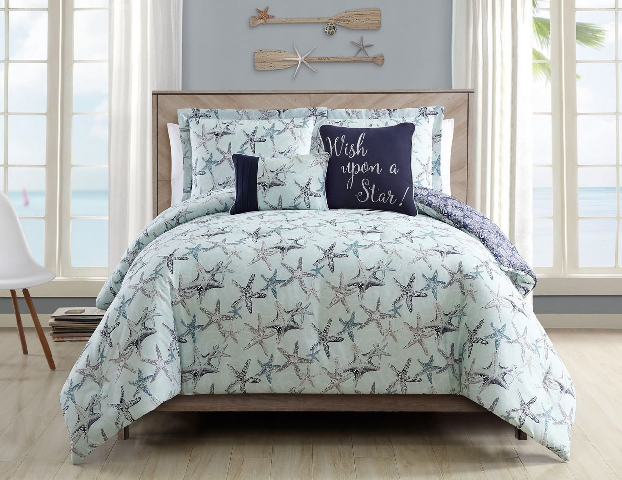 Image of: Beach Style Comforter Sets