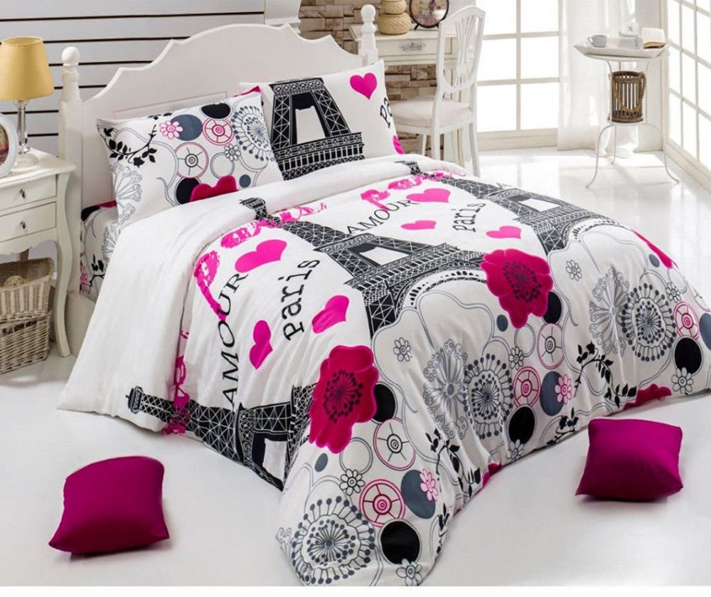 Image of: Best Paris Bedding Bed Bath and Beyond