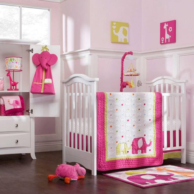 Image of: Budget Baby Bedding Elephant