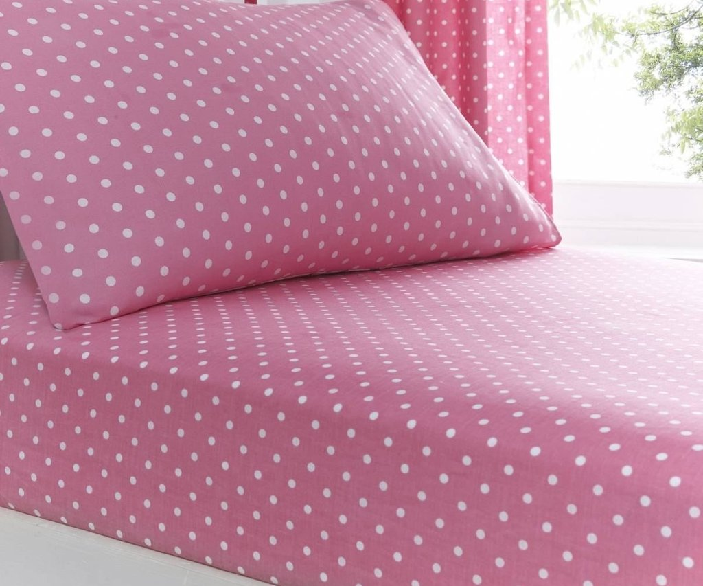 Image of: Corner Blue Pink Moon Star Full Queen Size Duvet Cover Bedding Polka dding Full Queen King Purple Teal Bedding Sets For Girl