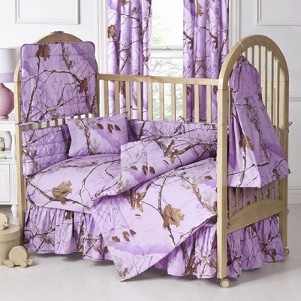 Image of: Crib Bedding Sets With Bumpers