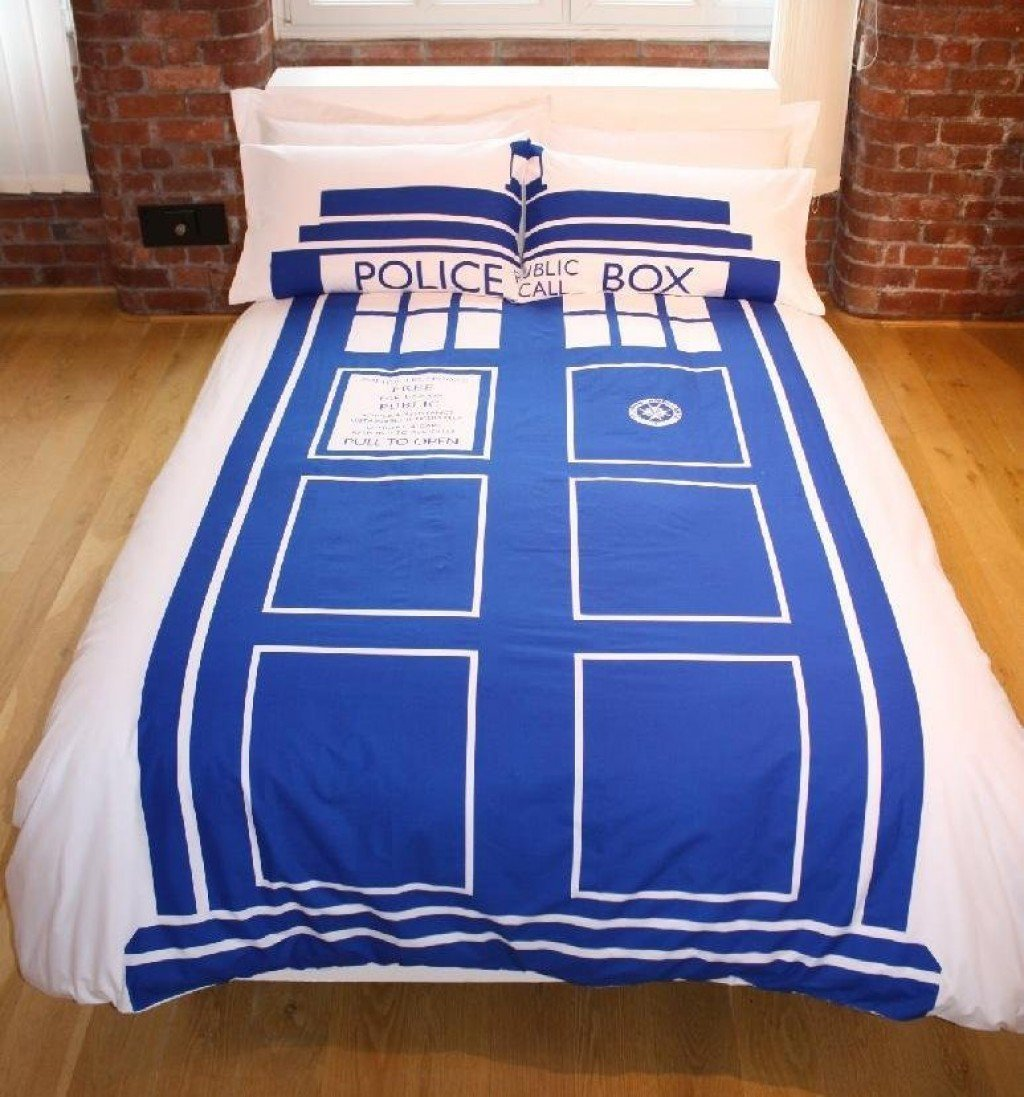 Image of: Doctor Bedding 28 Image Doctor Tardi Single Doctor Who Bed Set Hot Topic