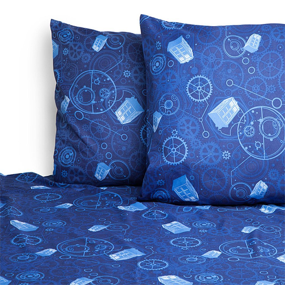 Image of: Doctor Who Bedding Double