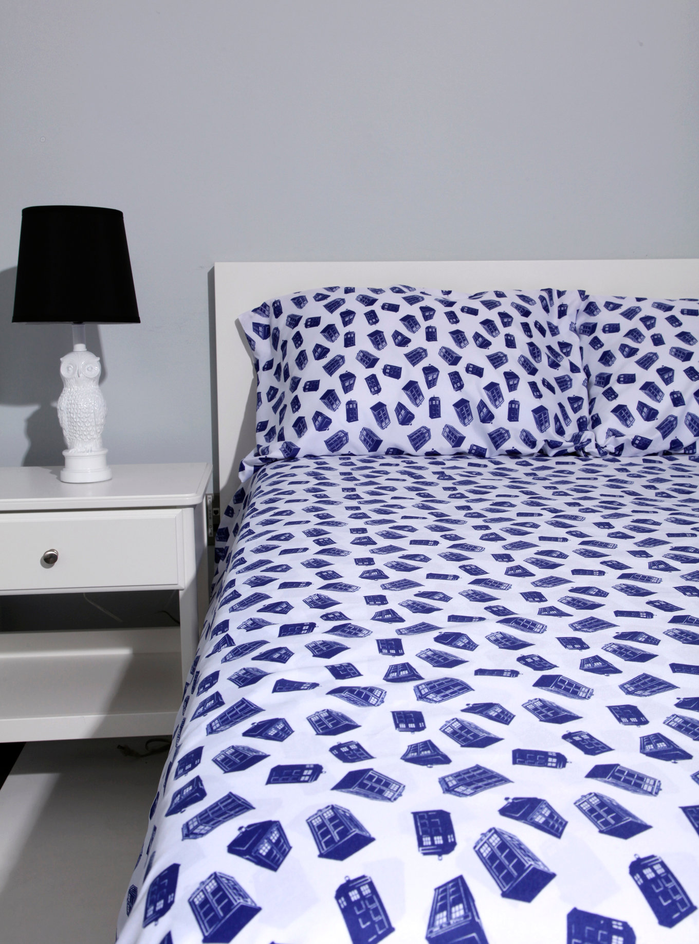 Image of: Doctor Who Bedding Single