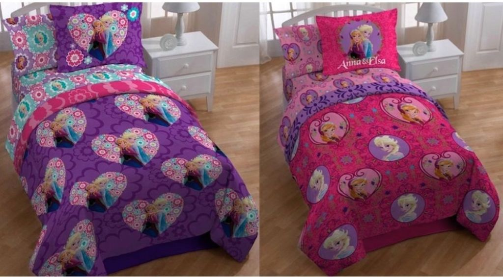 Image of: Frozen Twin Bedding Sets