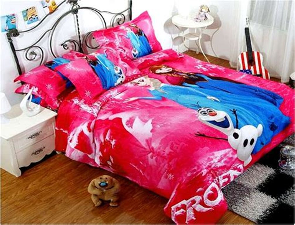 Image of: Frozen Twin Beddings