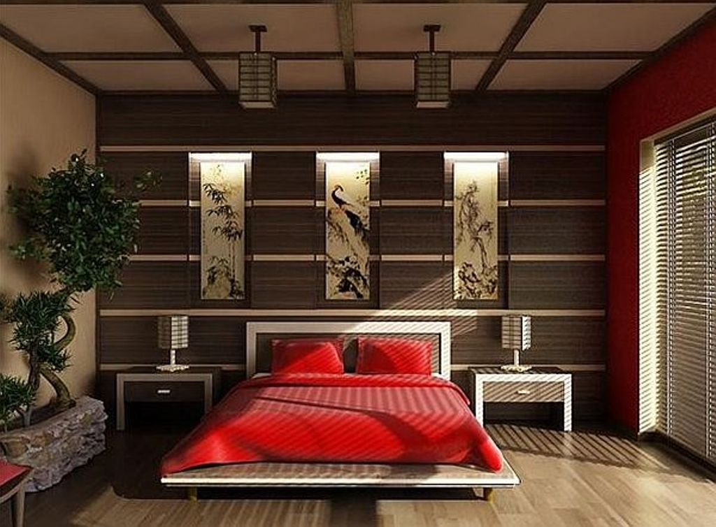Image of: Japanese Style Comforters