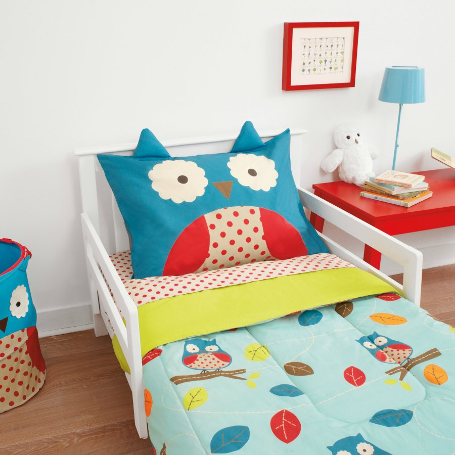 Image of: Owl Toddler Bedding Theme Mygreenatl Bunk Bed Popular Purple Teal Bedding Sets For Girl