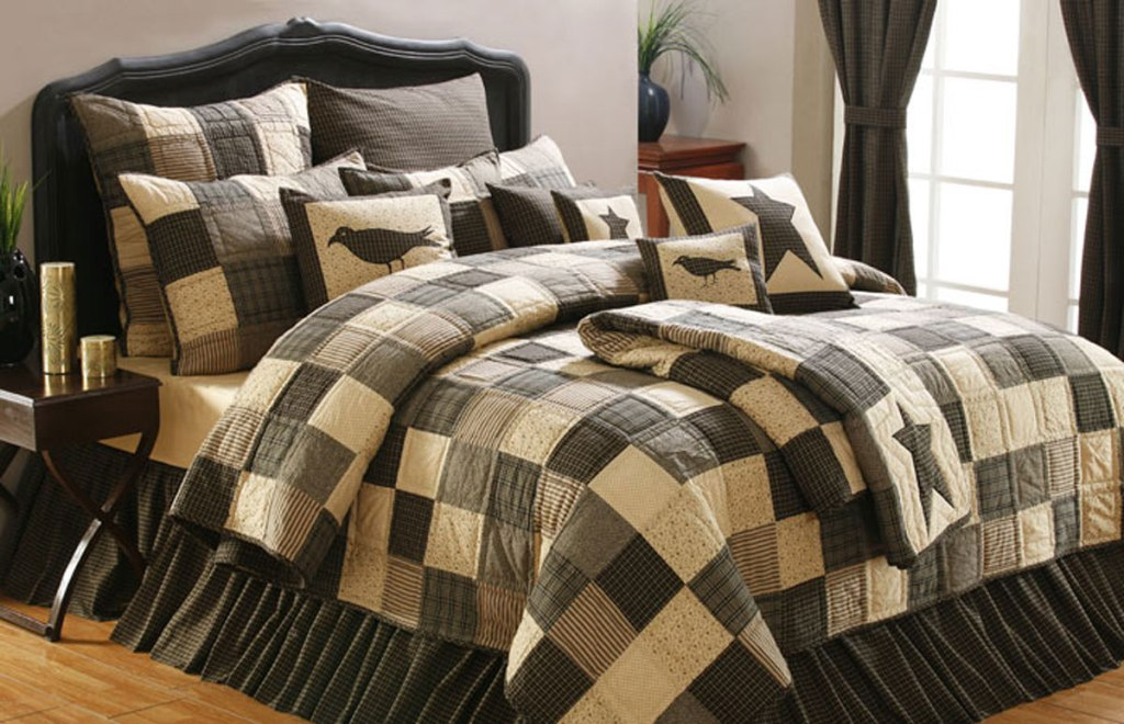 Image of: Primitive Bedding Collection
