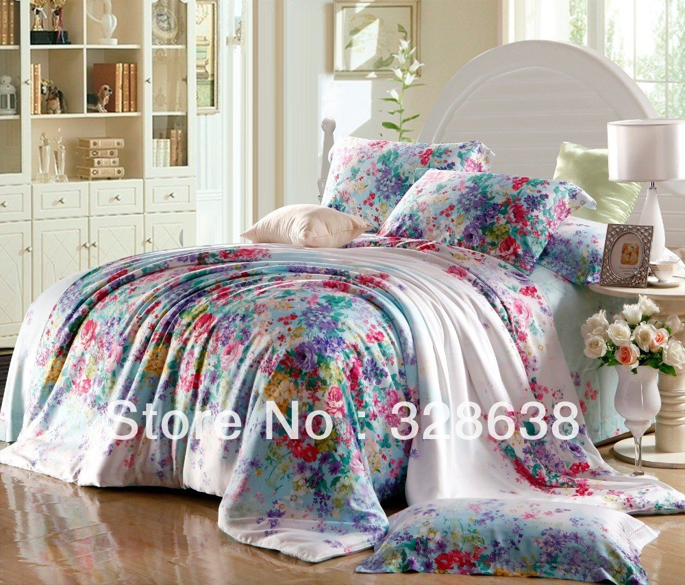 Image of: Purple Comforter Set Queen Purple Bedding Set Queen Goodly Deep Purple Comforter Set Purple Teal Bedding Sets For Girl