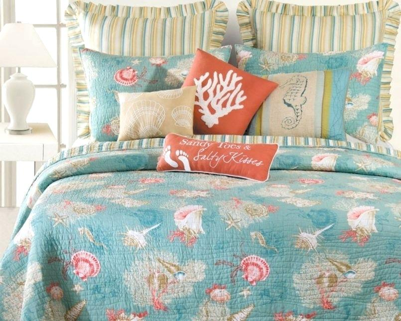 Image of: Simple Nautical Bedding Sets For Adults