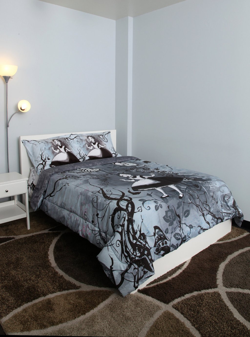 Image of: Wishlistr Sapphire 39 Wishlist Doctor Who Bed Set Hot Topic