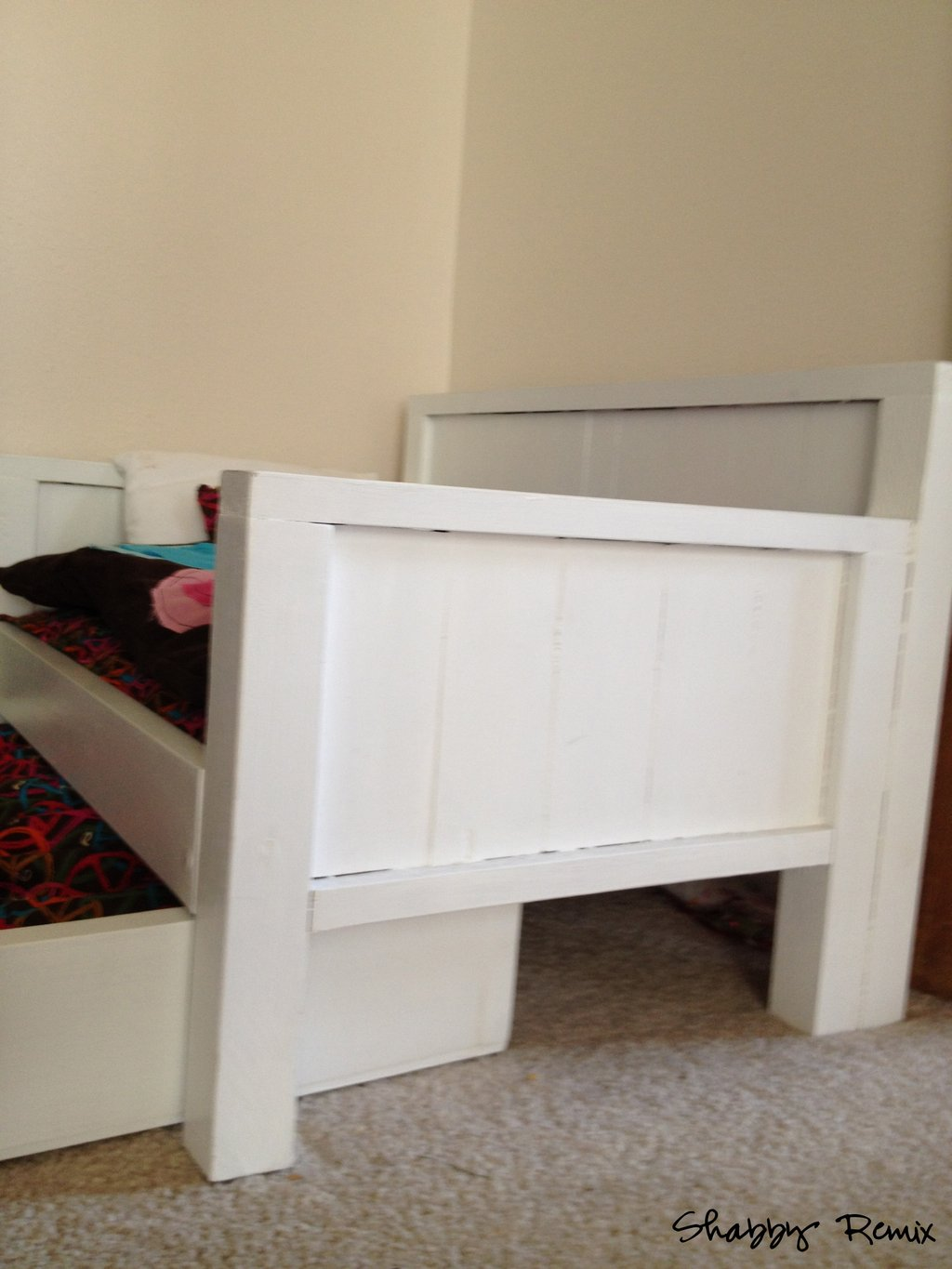 Image of: American Girl Doll Daybed Plan Woodworktip Fun Ideas Doll American Girl Bed Set