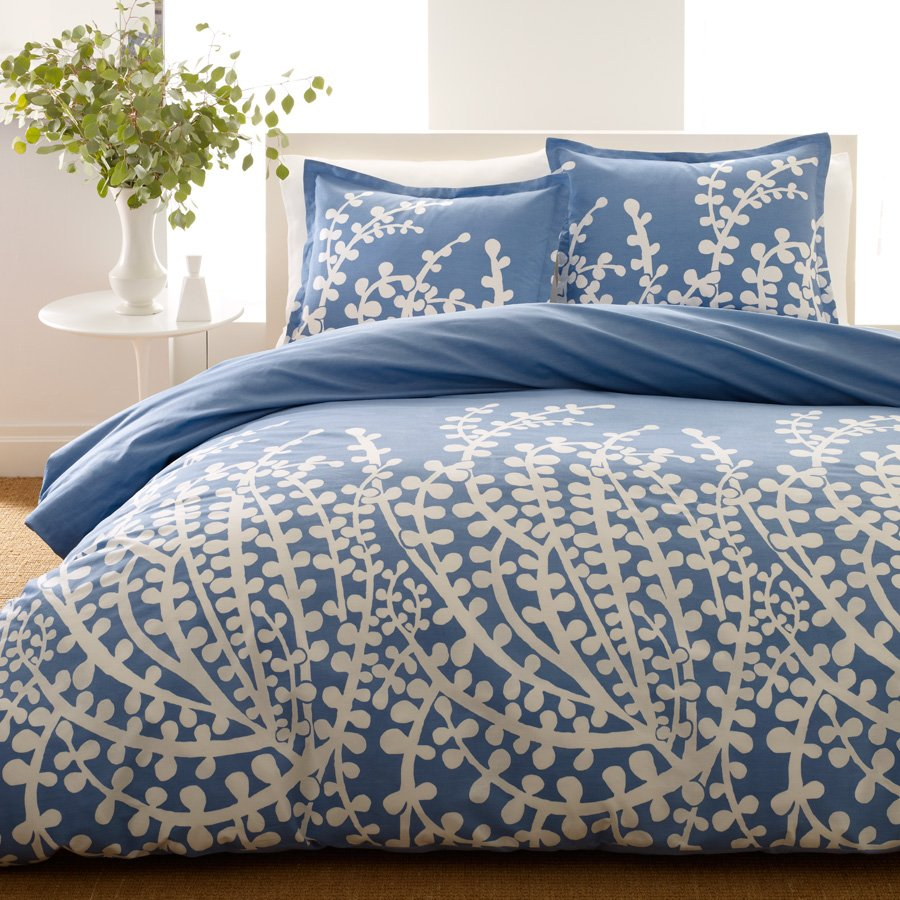 Image of: Blue King Comforter Set Romantic Interior French Country Bedding Sets