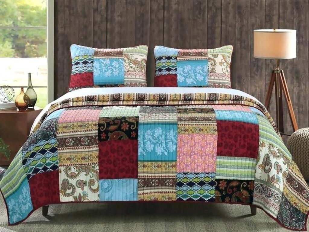 Image of: Boho Chic Bedding Collections