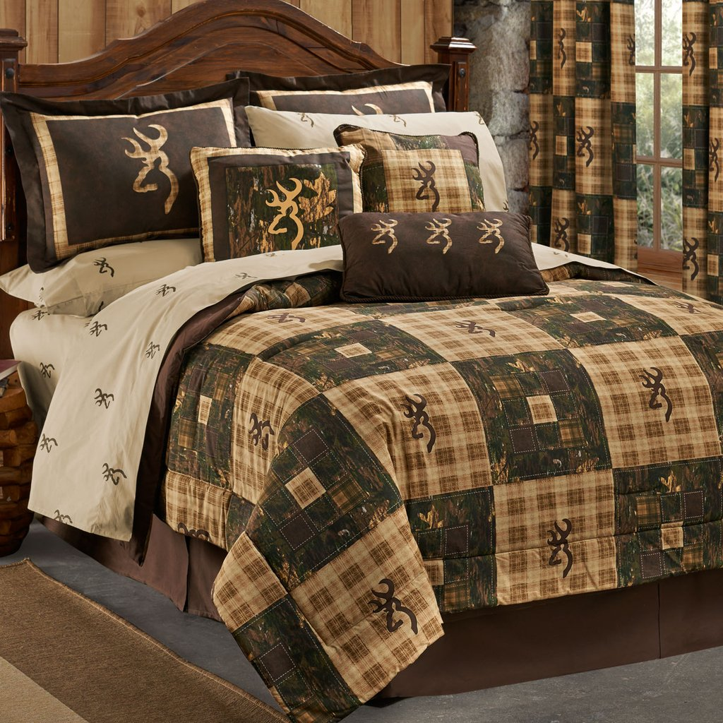 Image of: Browning Country Bedding Collection Newest Trends Decoration Country Bed Sets