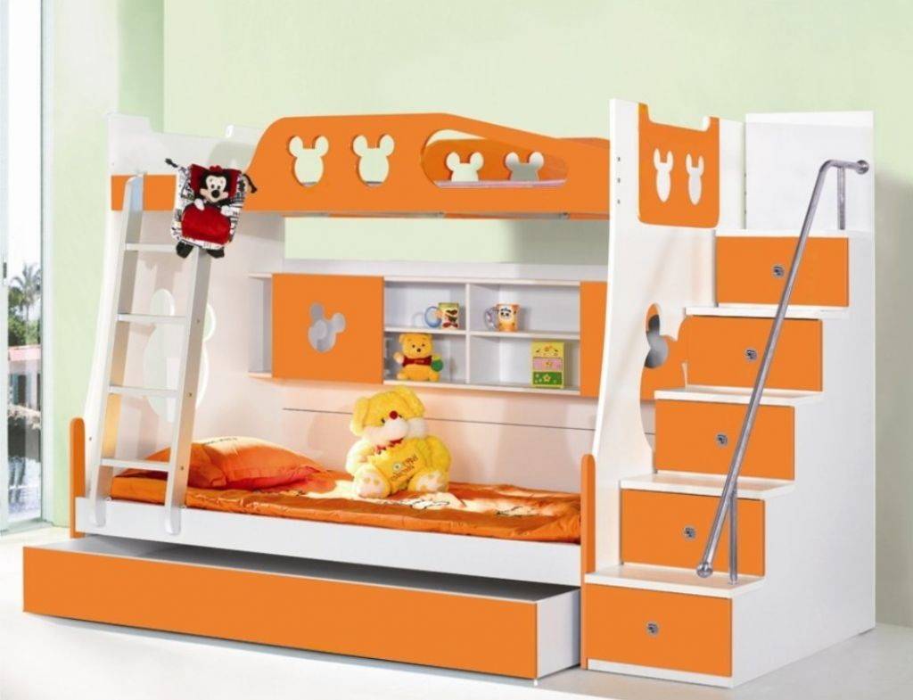 Image of: Bunk Beds For Boys