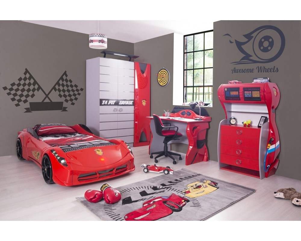 Image of: Cars Toddler Sheets