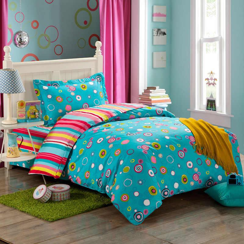 Image of: Circles Bed Duvet Quilt