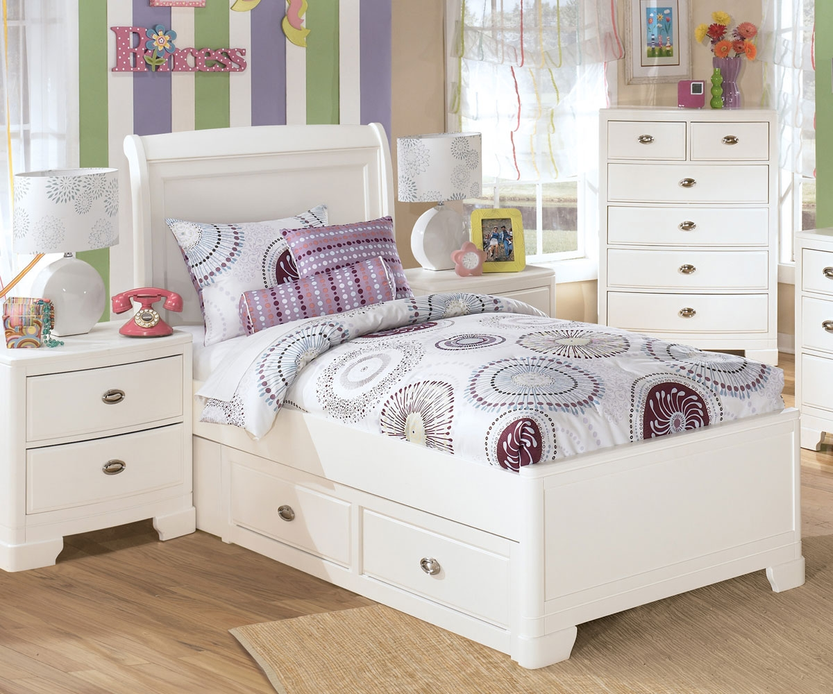 Image of: Corner Twin Beds For Sale