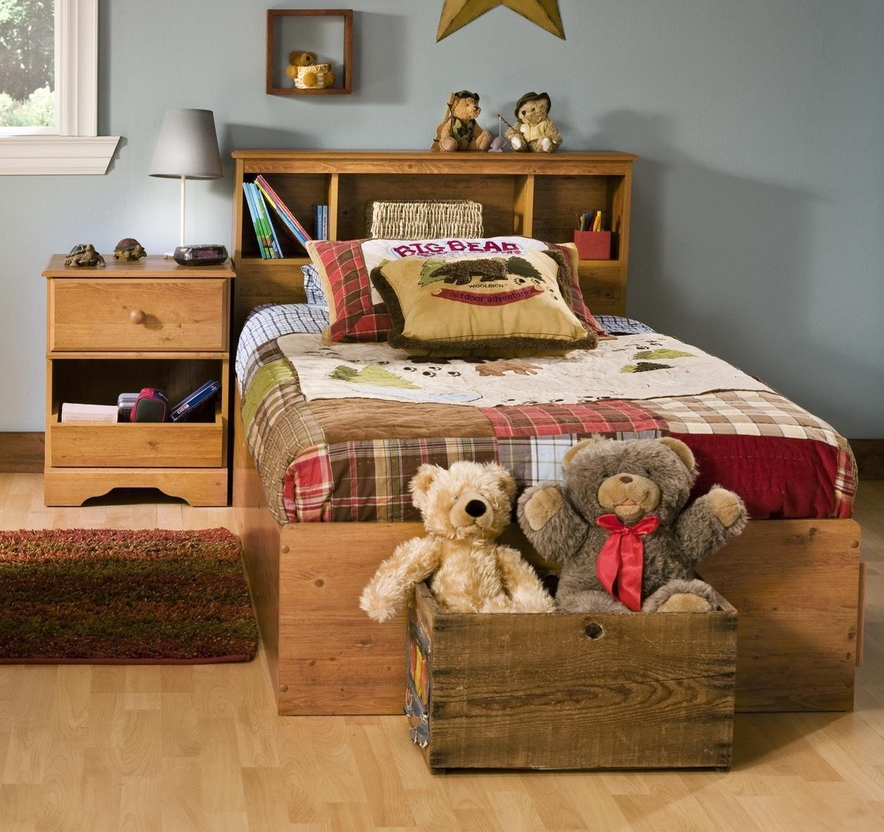 Image of: Country Chic Bedding Kids