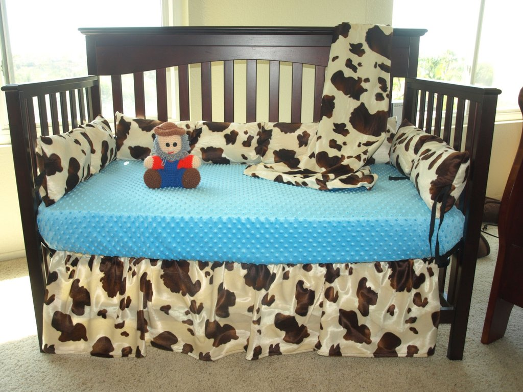 Image of: Crib Bedding   Sets Western Cowboy Newest Trends Decoration Country Bed Sets