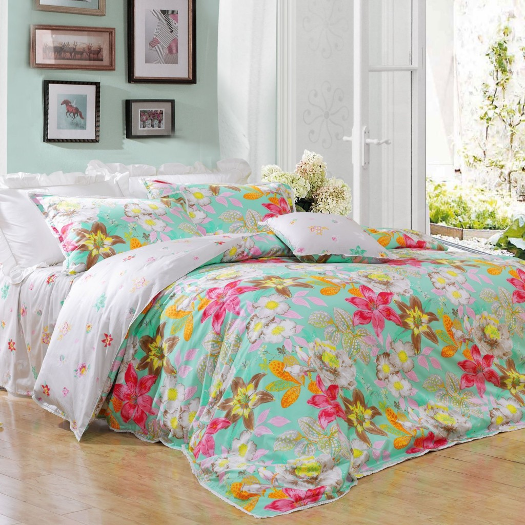 Image of: Cute Baby Crib Bedding Sets
