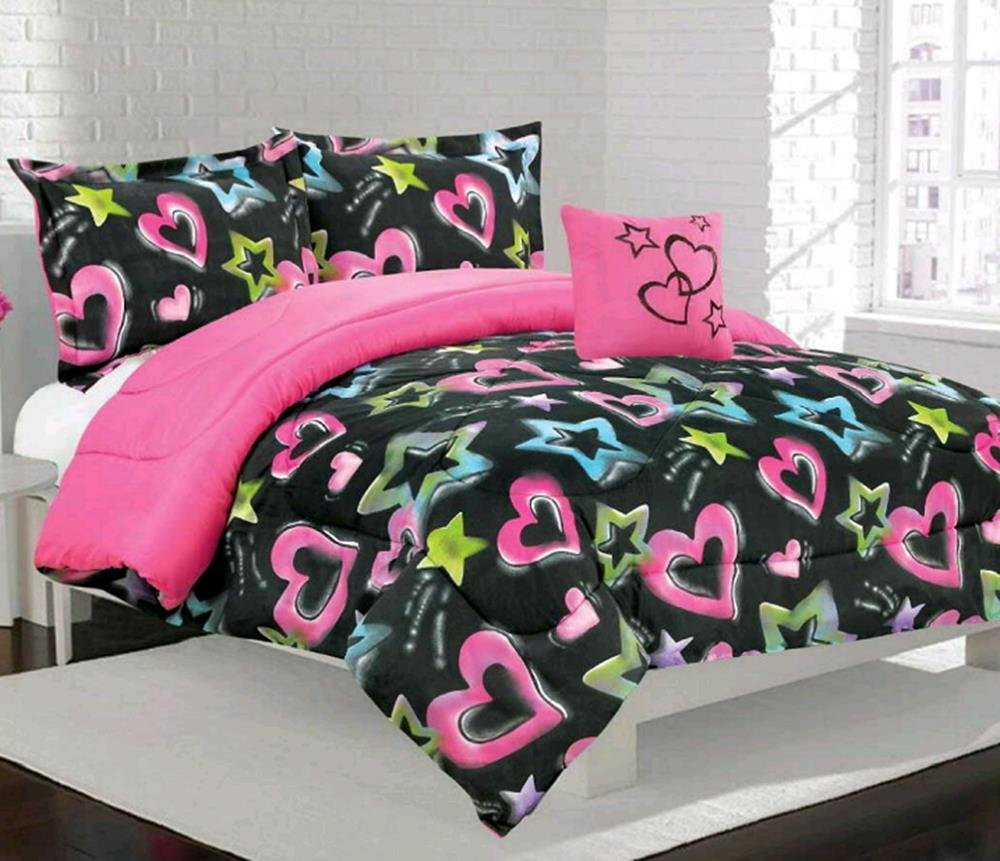 Image of: Cute Comforter Sets