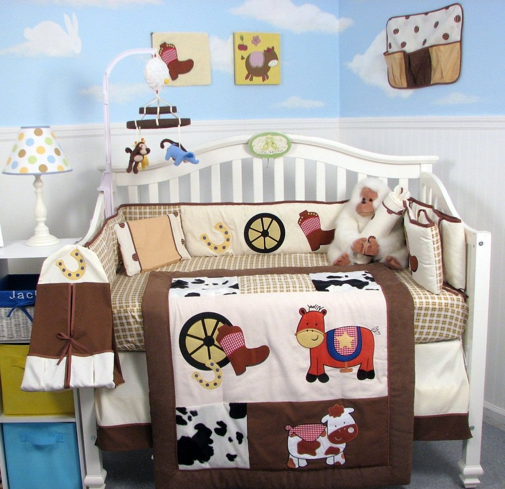 Image of: Elephant Baby Bedding Elephant Baby Quilt Teal Gray Purple Be The Very First To Know What The Experts Think About Infant Girl Bedding