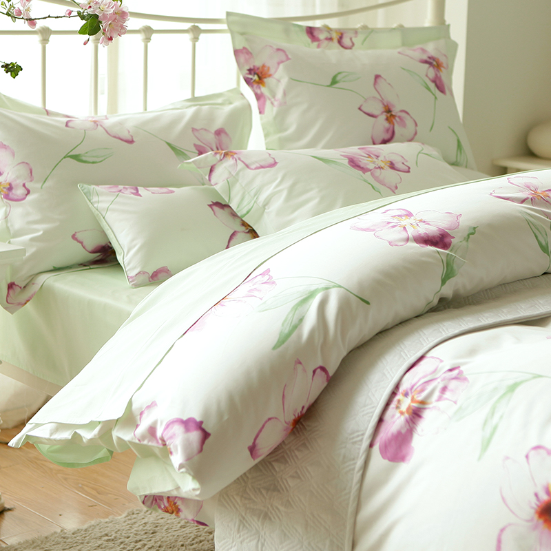 Image of: French Country Bedding Ideas