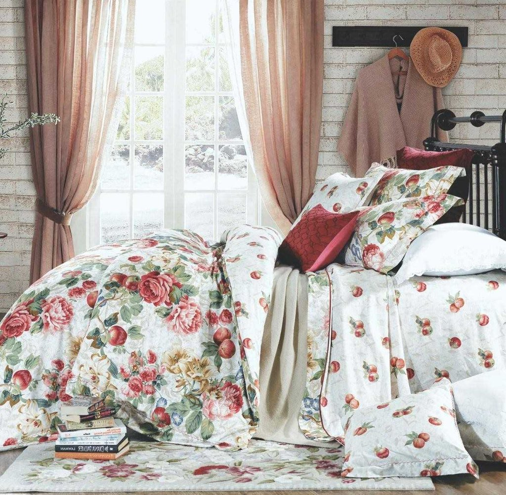 Image of: French Country Bedding Set Collection Trend Image Romantic Interior French Country Bedding Sets