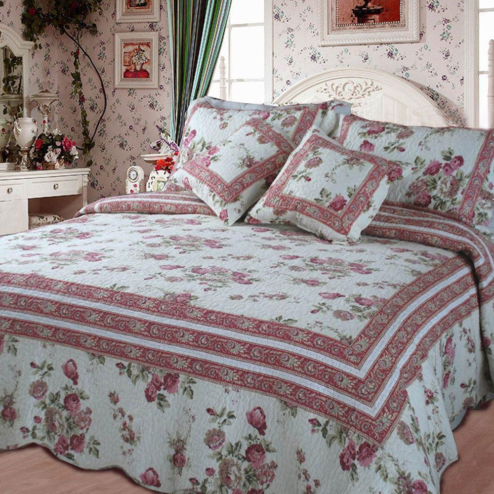 Image of: French Country Style Bedding Sets