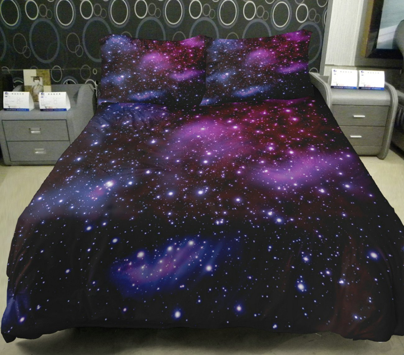 Image of: Galaxy Quilt